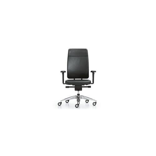 Girsberger Design Bürodrehstuhl Girsberger Reflex 1 Polsterrücken