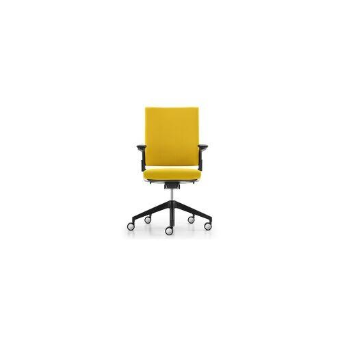 Girsberger Bürostuhl Design ergonomisch Girsberger Camiro Vollpolster