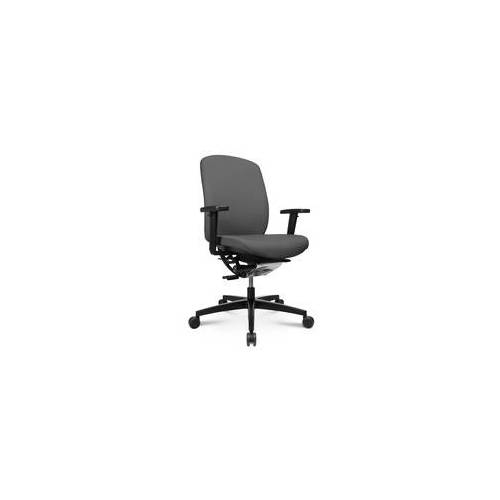 Wagner Alumedic 15 Bürostuhl bewegliche Sitzfläche