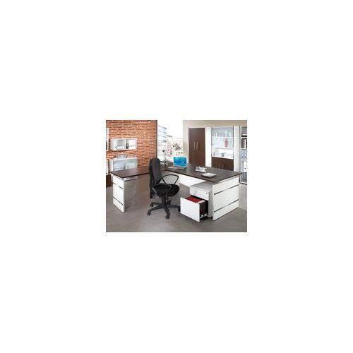 Kerkonn Büromöbel Schreibtisch Winkelkombination Dommo