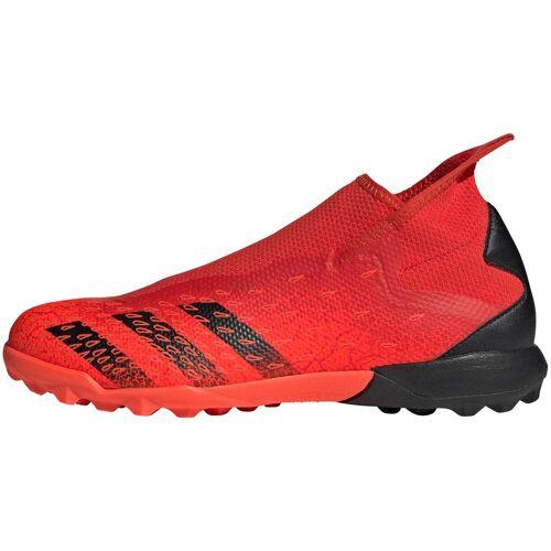 Adidas PREDATOR FREAK .3 L TF Fußballschuhe red 40 2/3