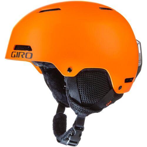 Giro Crue Skihelm Kinder matte bright orange 48,5-52