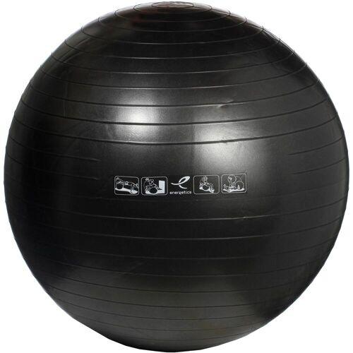 ENERGETICS Gymnastikball black 85