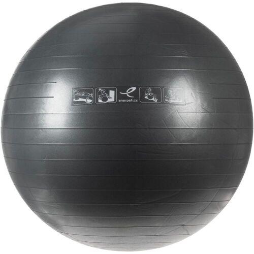 ENERGETICS Gymnastikball anthracite 75