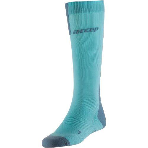 CEP Run Compression Socks 3.0 Kompressionsstrümpfe Damen ice-grey 2