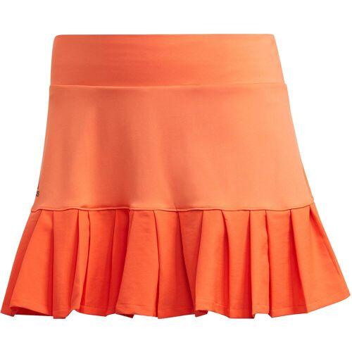 Adidas PBLUE Tennisrock Damen true orange L