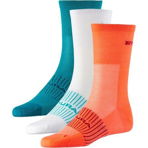 Endura Coolmax Socken Pack Damen bunt 37-42