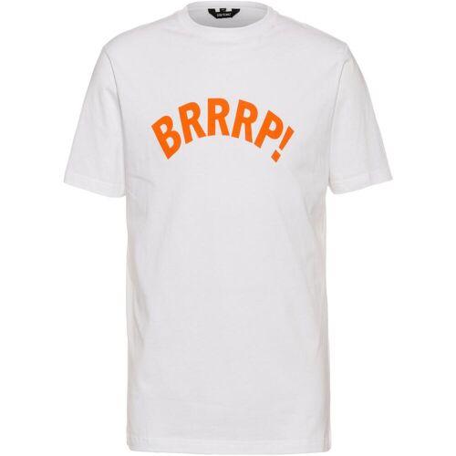 Gym Yilmaz BRRRP! x SportScheck TGYB T-Shirt white-orange L