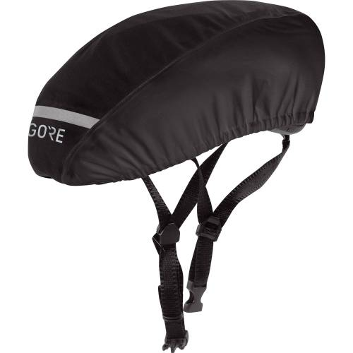 GORE® WEAR C3 GTX Helmüberzug Fahrradhelmüberzug black 60-64