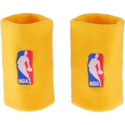 Nike NBA Schweißband amarillo-amarillo OSFM