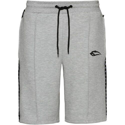 SMILODOX Fold Shorts Herren grau S
