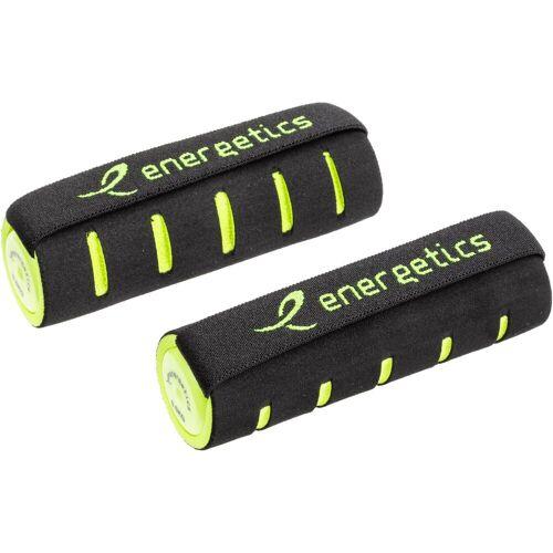 ENERGETICS Hantel black-yellow 1