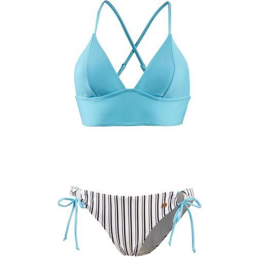 Maui Wowie Bikini Set Damen hellblau 36