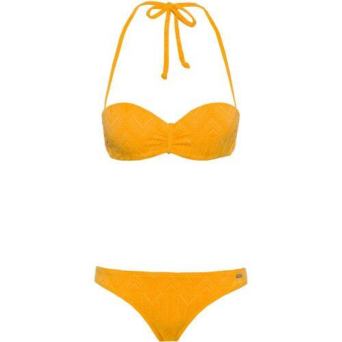Buffalo Bikini Set Damen gelb 36 / B