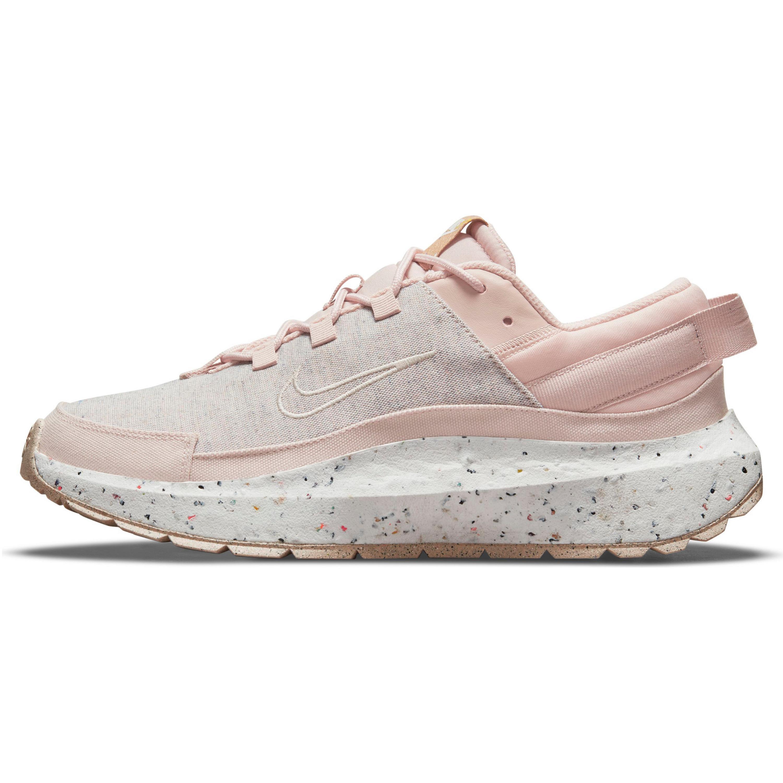 Nike Crater Remixa Sneaker Damen pink oxford-cream ii-summit white-white 38