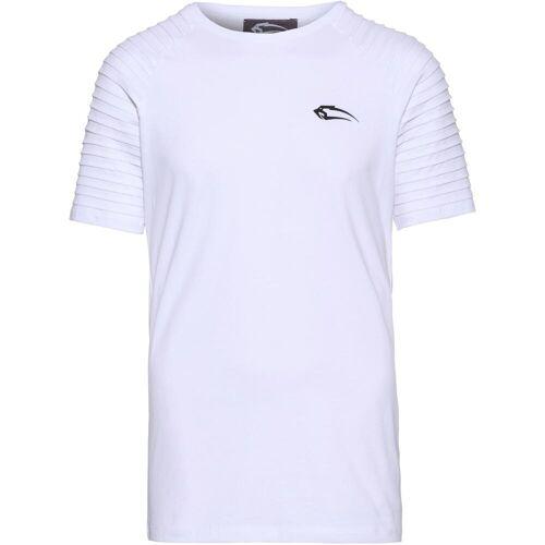 SMILODOX Ripplez T-Shirt Herren weiß XXL
