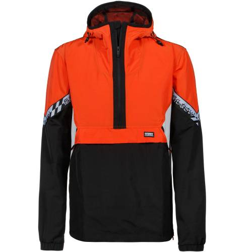 Superdry Windbreaker Herren bold orange XXL