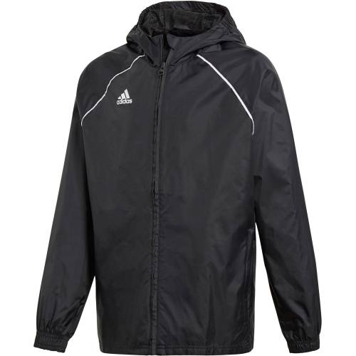 Adidas CORE Regenjacke Kinder black 152