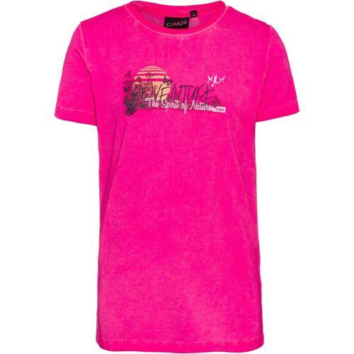 CMP T-Shirt Mädchen bouganville 176