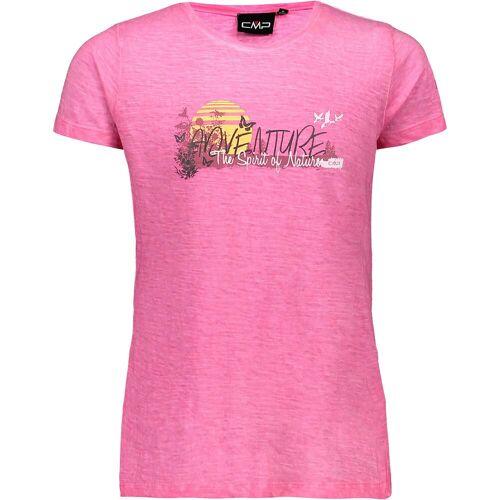 CMP T-Shirt Mädchen bouganville 110