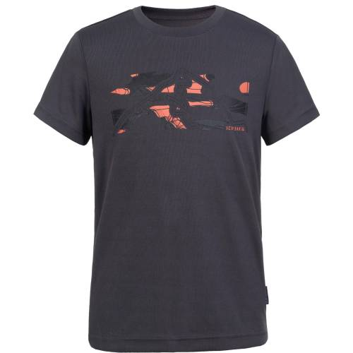 ICEPEAK KORBACH JR T-Shirt Jungen granite 140
