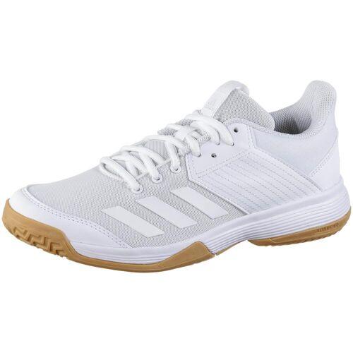 Adidas Ligra 6 Fitnessschuhe Damen ftwr white 38