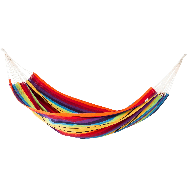 AMAZONAS Barbados Hängematte rainbow Einheitsgröße