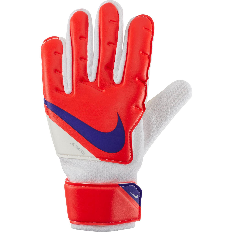 Nike Match Torwarthandschuhe Kinder bright crimson-indigo burst 7