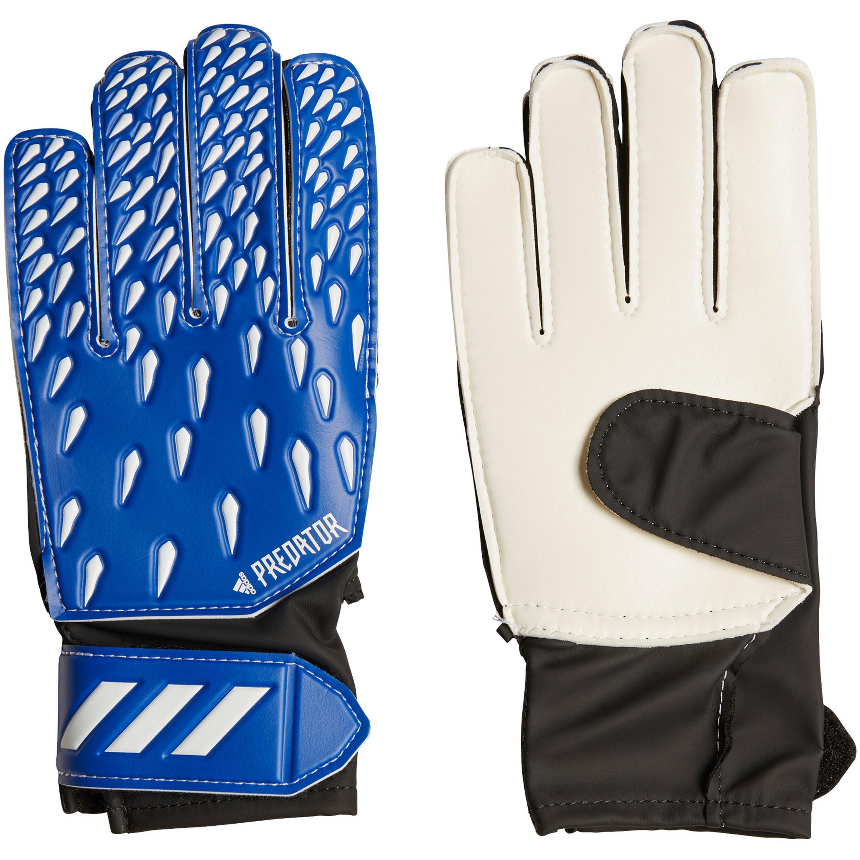 Adidas Predator Training Torwarthandschuhe Kinder team royal blue-white-black 6