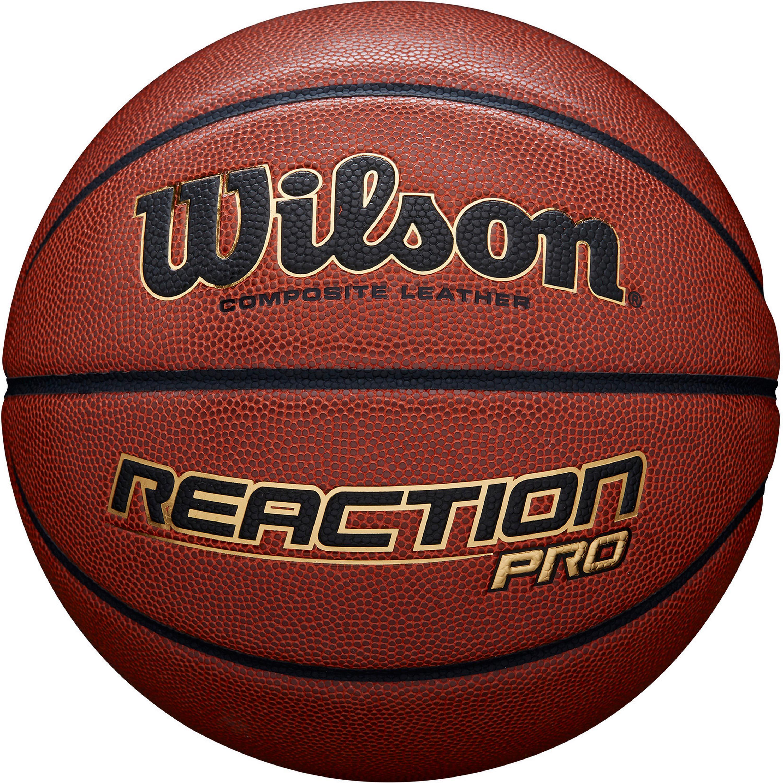 Wilson REACTION PRO 295 Basketball brown 7