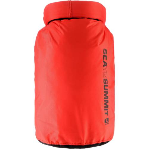 Sea to Summit Dry Sack Lightweight 70D Packsack red 8