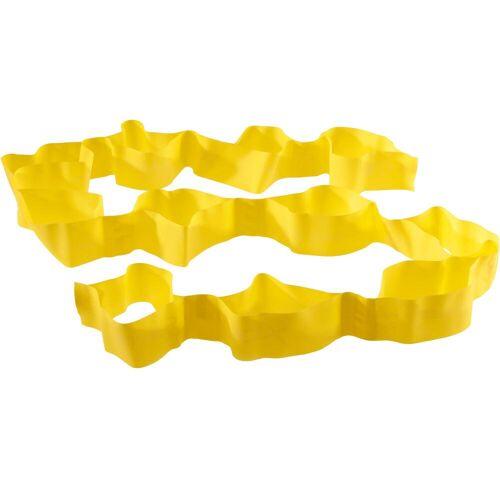 TheraBand CLX leicht Gymnastikband gelb LEICHT