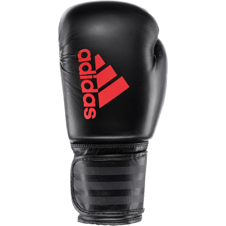 Adidas Boxhandschuhe black-red 14