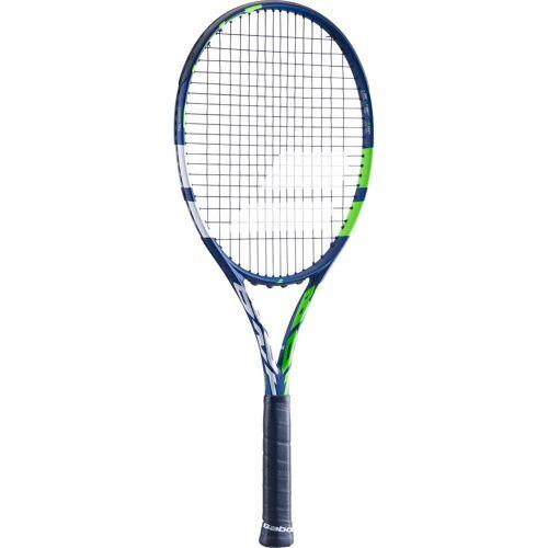 Babolat Boost Drive Tennisschläger blau grün weiss 1