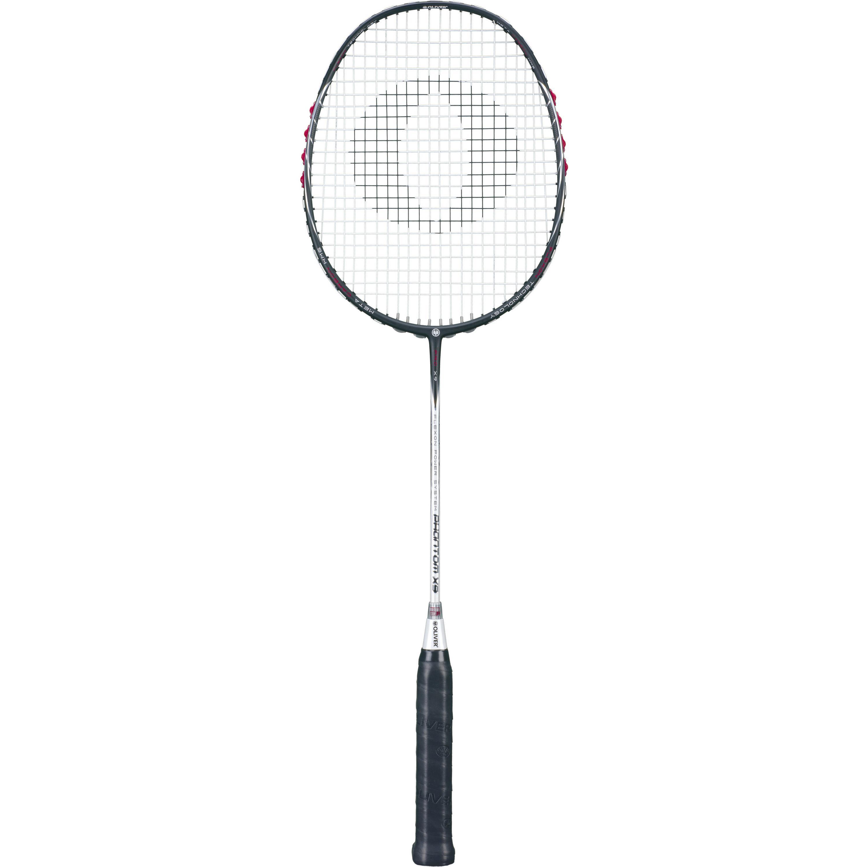 OLIVER Phantom X9 Badmintonschläger schwarz-weiß Einheitsgröße