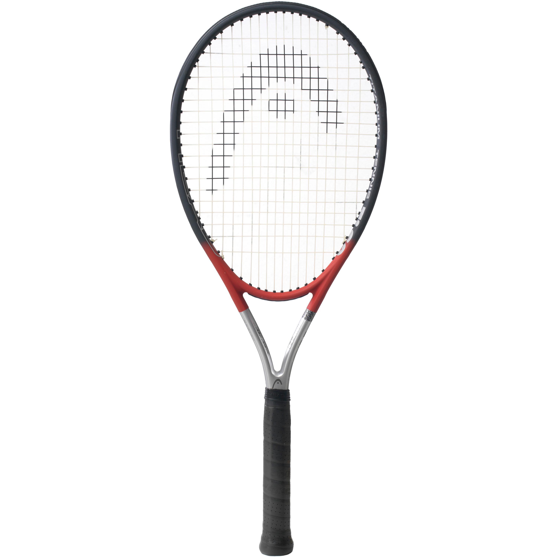 HEAD TI S2 Tennisschläger rot-silberfarben 1
