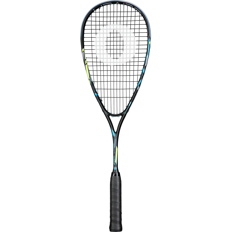 OLIVER STRIKE F80 Squashschläger schwarz-gelb-blau Einheitsgröße