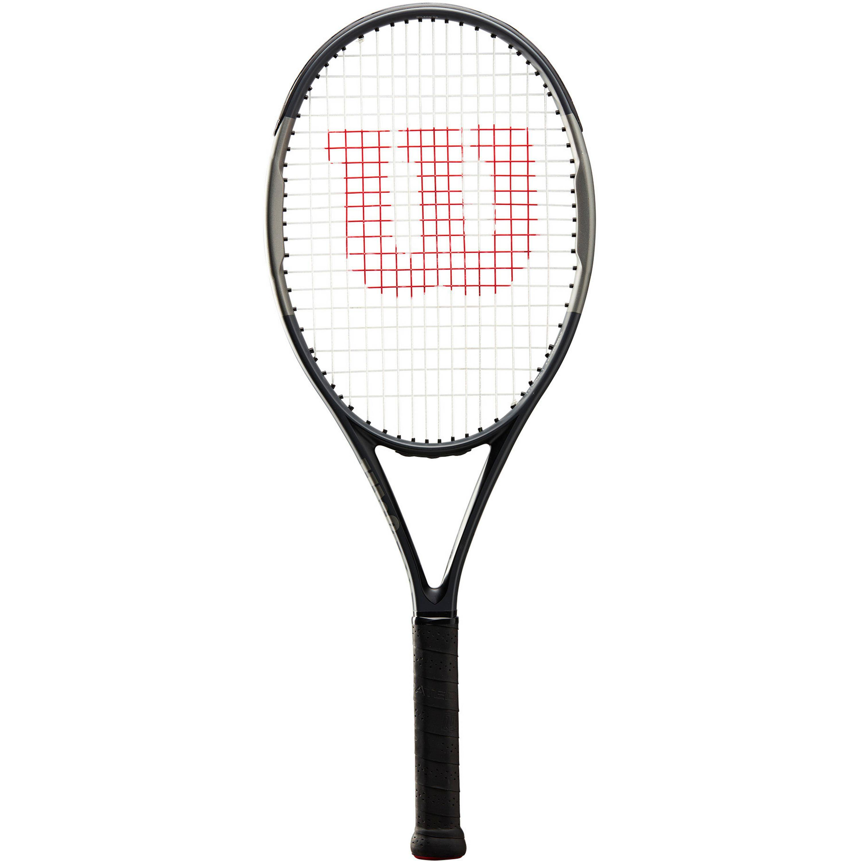 Wilson H6 Tennisschläger white-black 4