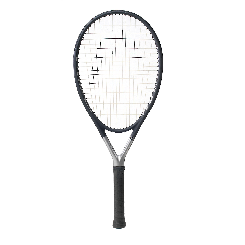 HEAD TI S6 Tennisschläger schwarz-silberfarben 1