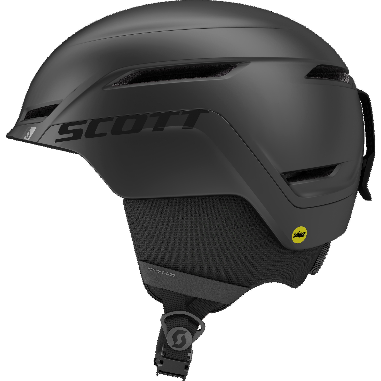 Scott Symbol 2 Plus Skihelm black 51-55