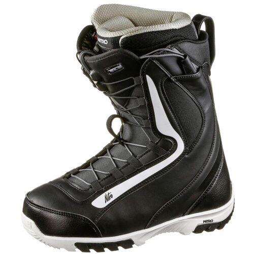 Nitro Snowboards Cuda TLS Snowboard Boots Damen black 27
