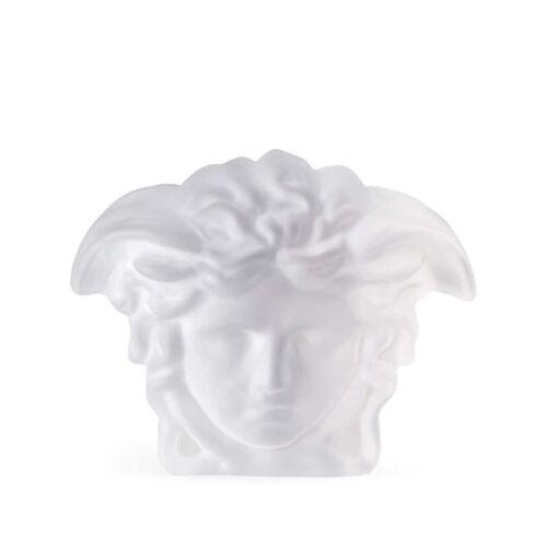 Versace Transparente Medusa Kristalldeko - Weiß Unisex regular