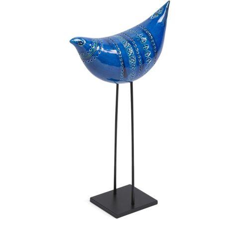 BITOSSI CERAMICHE 'Bird' Figur - Blau Unisex regular