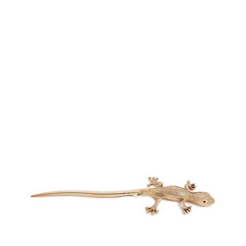 L'Objet 'Gecko' Brieföffner - Gold Unisex regular