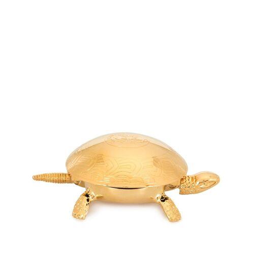 Casco El Casco 23kt Gold-Briefbeschwerer und Glocke Female regular