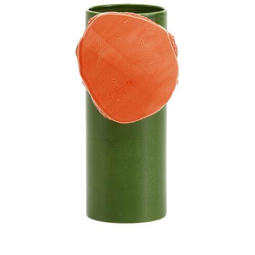 Vitra Disque Découpage Vase 30cm - Grün Male regular