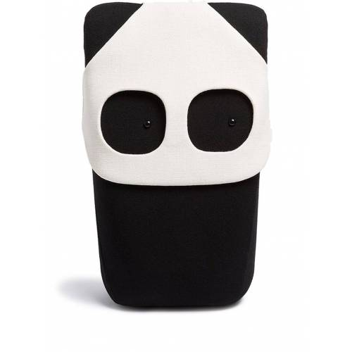 EO Panda Stofftier - Schwarz Unisex regular