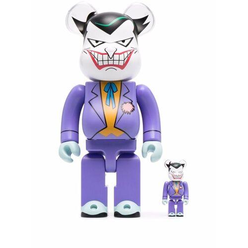 Medicom Toy x Be@rbrick Joker Figur - Violett Male regular