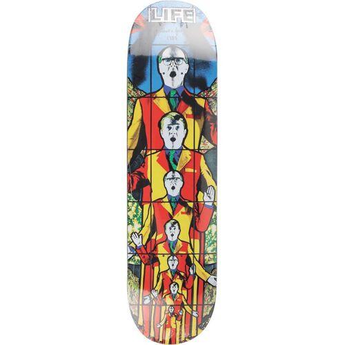 Supreme 'SS 19 Gilbert And George' Skateboard - Rot Male regular