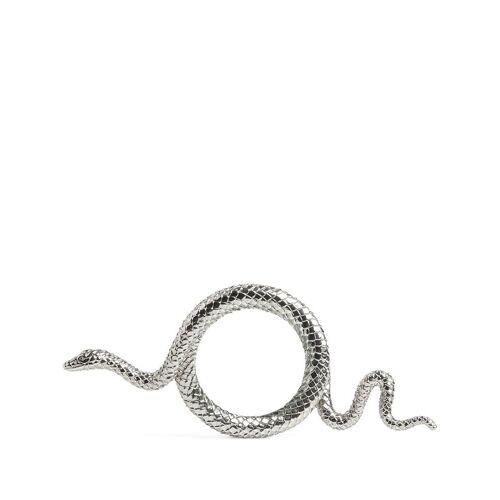 L'Objet 'Snake' Vergrößerungsglas - Metallisch Unisex regular